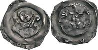 Bayern Pfennig, München oder Freising Ludwig I., 1183-1231, oder Otto II., 1231-1253