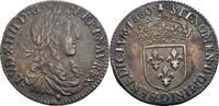 1/12 Écu au buste juvénile, Lyon 1660 Frankreich Louis XIV., 1643-1715 ... 75,00 EUR  zzgl. 5,90 EUR Versand