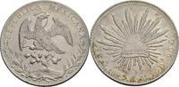 8 Reales, Mexiko City 1893 Mexiko Republik vz, winz. Kratzer  115,00 EUR  zzgl. 5,90 EUR Versand
