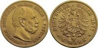 Preußen 5 Mark C, Frankfurt a. M. Wilhelm I., 1861-1888