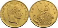 Dänemark 20 Kronen, Kopenhagen Christian IX., 1863-1906
