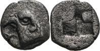 Hemiobol 480-450 v.Chr. Kyme, Aiolis  sehr schön +  145,00 EUR  zzgl. 5,90 EUR Versand