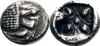 Obol (1/12 Stater) ca. 500 v.Chr. Milet in Ionien  vz  145,00 EUR  zzgl. 5,90 EUR Versand