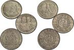 Set 3 x 100 Zlotych 1966 Polen 1000 Jahre Polen, darunter zwei Proben f... 80,00 EUR  zzgl. 5,90 EUR Versand