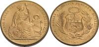 20 Soles, Lima 1965 Peru  vz+, winz. Kratzer u. Randfehler, min. Schröt... 450,00 EUR  zzgl. 5,90 EUR Versand