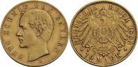 Bayern 10 Mark D, München Otto, 1886-1913