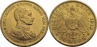 Preußen 20 Mark A, Berlin Wilhelm II., 1888-1918