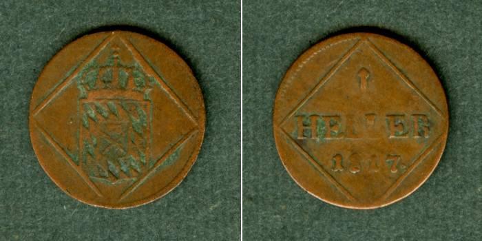 1817 Bayern Bayern 1 Heller 1817 ss ss