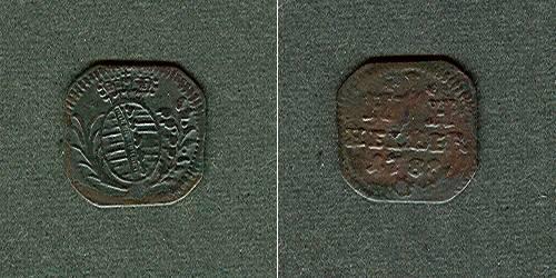 1788 Sachsen-Hildburghausen Sachsen Hildburghausen 1 Heller 1788 ss+/s-ss ss+/s-ss