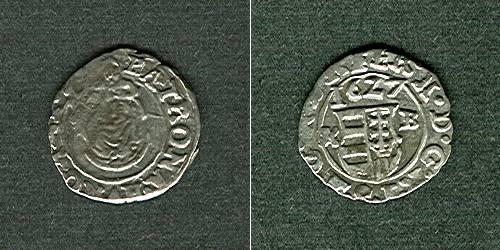 1627 Ungarn Ungarn Denar 1627 K-B Ferdinand II. ss-vz/ss selten ss-vz/ss