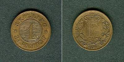 1856 Dänemark DÄNEMARK 1 Skilling 1856 ss-vz/f.vz ss-vz/f.vz