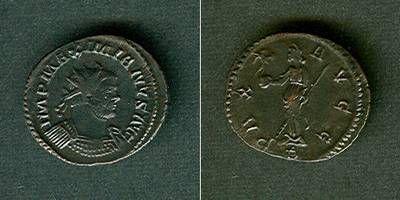 289 Maximianus Herculius Marcus Aurelius Valerius MAXIMIANUS (Herculius) Antoninian ss+ [289] ss+