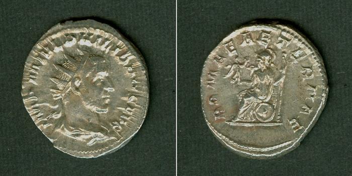 244-247 Philippus I. Marcus Julius PHILIPPUS I. Arabs Antoninian f.vz [244-247] f.vz
