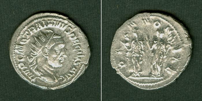 249-251 Traianus Decius Caius Messius Quintus TRAJANUS DECIUS Antoninian f.vz [249-251] f.vz