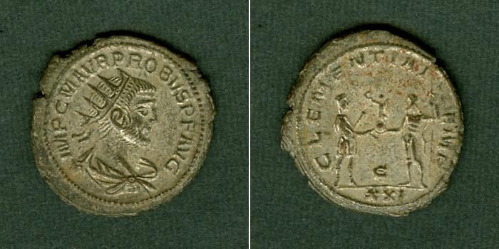 276-282 Probus Marcus Aurelius PROBUS Antoninian vz [276-282] vz