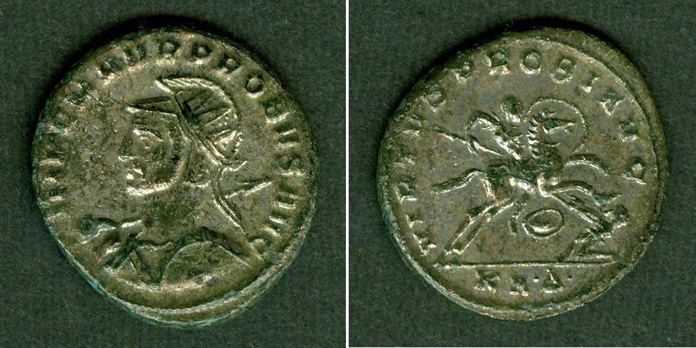 276-282 Probus Marcus Aurelius PROBUS Antoninian f.vz [276-282] f.vz
