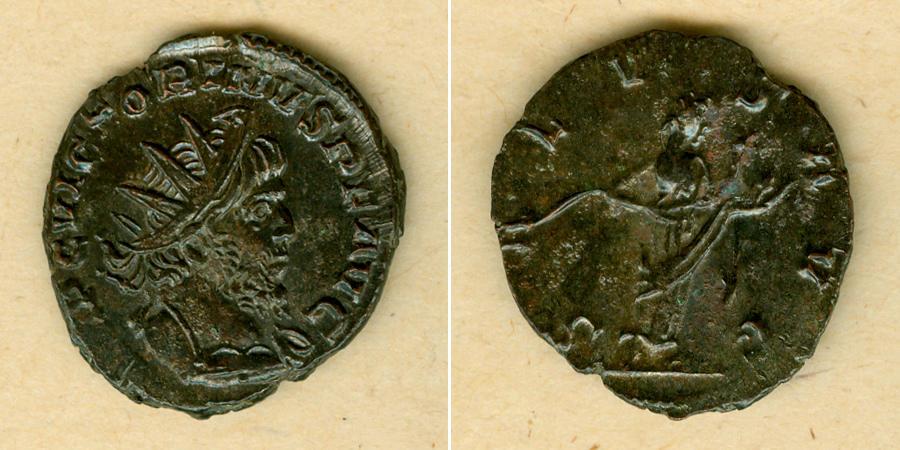 268-270 Victorinus C. M. Piavonius VICTORINUS Antoninian vz [268-270] vz