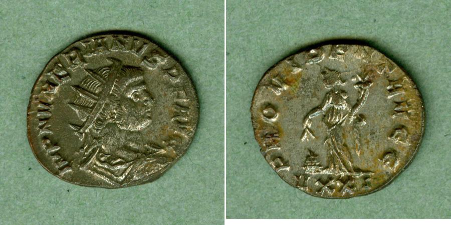 283-284 Numerianus Marcus Aurelius NUMERIANUS Antoninian f.vz [283-284] f.vz