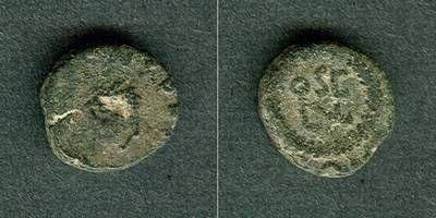 457-474 Leo I. LEO I. AE4 Minibronze sehr selten [457-474]