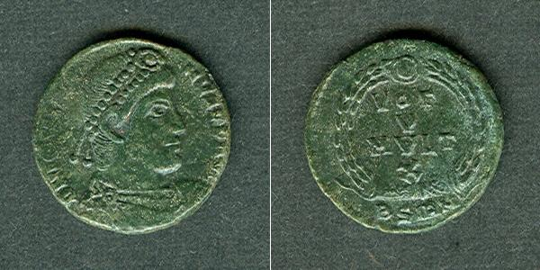 363-364 Jovian Flavius JOVIANUS Kleinbronze ss-vz [363-364] ss-vz