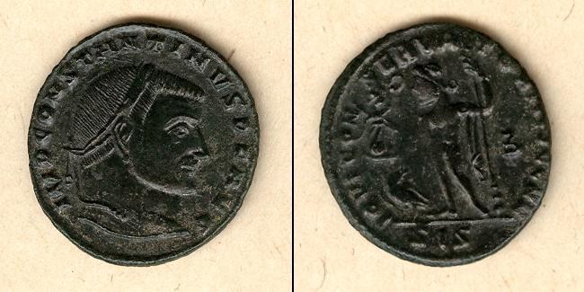 313 Constantinus I. Flavius Valerius CONSTANTINUS I. (der Große) Follis f.vz/vz- [313] f.vz/vz-