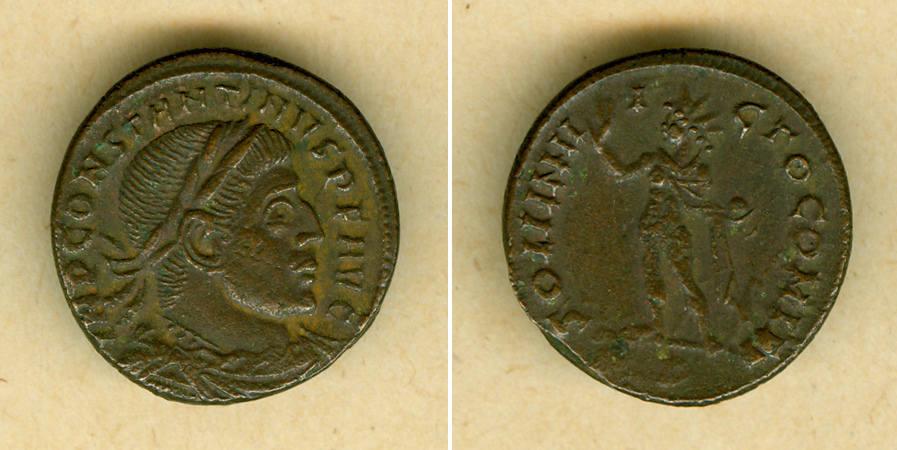 316-317 Constantinus I. Flavius Valerius CONSTANTINUS I. (der Große) Follis ss-vz [316-317] ss-vz