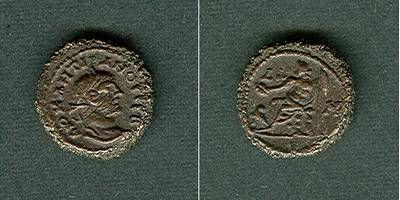291-292 Diocletianus Caius Valerius DIOCLETIANUS Provinz Tetradrachme vz- [291-292] vz-