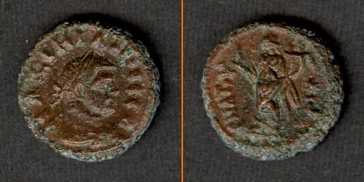 293-294 Maximianus Herculius Marcus Aurelius Valerius MAXIMIANUS (Herculius) Provinz Tetradrachme ss+ [293-294] ss+