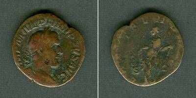 244-249 Philippus I. Marcus Julius PHILIPPUS I. Arabs Sesterz [244-249]