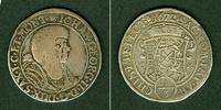 Sachsen-Albertinische Linie  Sachsen 1/3 Taler 1672 CR  ss-/ss
