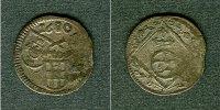 Deutscher Orden  Deutscher Orden 1/84 Gulden 1680  ss  selten!