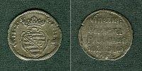 Sachsen-Weimar-Eisenach  Sachsen Weimar 3 Pfennige / Spruchdreier 1651  ss/s