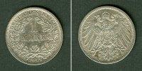 Kleinmünzen 1 Mark  Deutsches Reich 1 Mark 1911 J (J.17)  f.vz