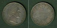 Bayern  Bayern 1 Gulden 1840  vz-st