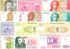 Sonstige & Lots  Lot: EUROPA  ehem. Jugoslawien Mix  13x Banknote  I  [1991-2006]