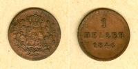 Bayern  Bayern 1 Heller 1846  ss-vz