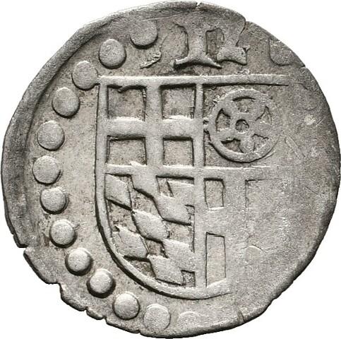 Pfennig KÖLN Hermann V. von Wied, 1515-1546. Vorzüglich -