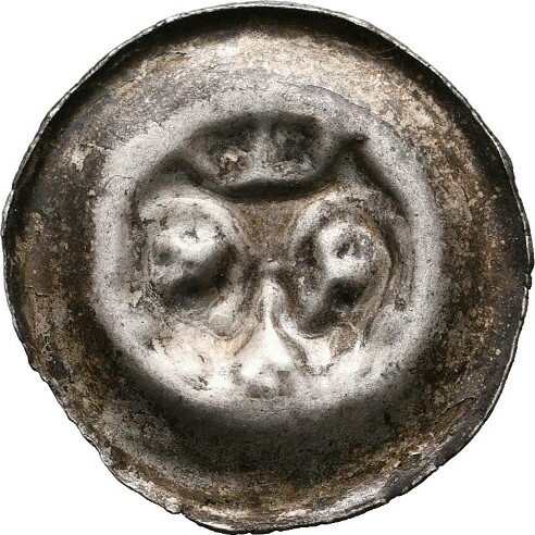 Brakteat GOSLAR 12. Jahrhundert. Sehr schön