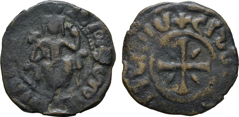 Æ-Tank o.J. ARMENIEN Hetoum I., 1226-1271. Sehr schön