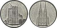 Zinn-Dombaumedaille (C.Rabausch) 1842. KÖLN  Sehr schön - Vorzüglich  25,00 EUR  zzgl. 4,50 EUR Versand