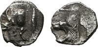 AR-Hemiobol (1/48 Stater) um 477/450 v.Chr. MYSIA KYZIKOS. Sehr schön  55,00 EUR  zzgl. 4,50 EUR Versand