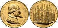 Bronzemedaille (von F.Broggi). o.J., ITALIEN  Kupfer, feuervergoldet. -... 10172 руб 160,00 EUR  zzgl. 286 руб Versand