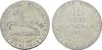 16 gute Groschen 1834 A. HANNOVER Wilhelm IV.1830 - 1837. Vorzüglich - ... 7629 руб 120,00 EUR  zzgl. 286 руб Versand