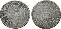 Groschen o.J., Liegnitz. SCHLESIEN Friedrich II., 1488-1547. Rs. Teils ... 209,12 CHF  zzgl. 4,83 CHF Versand