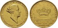 Goldmedaille zu 6 Dukaten 1764. POLEN Stanislaus August, 1764-1795. Seh... 6273,54 CHF kostenloser Versand