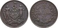 Ku.-Cent 1886. GROSSBRITANNIEN British North Borneo Company. Vorzüglich.  58,98 CHF  zzgl. 4,83 CHF Versand