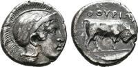 AR-Stater  LUCANIA THURIUM 5. Jhdt. v.Chr. Sehr schön  420,00 EUR  zzgl. 4,50 EUR Versand
