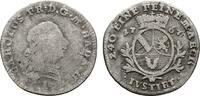 5 Kreuzer 1767, Durlach. BADEN Karl Friedrich, 1746-1811. Schön-sehr sc... 107,24 CHF  zzgl. 4,83 CHF Versand