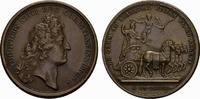Bronzemedaille 1678. FRANKREICH Louis XIV, 1643-1715. Vorzüglich +  15259 руб 240,00 EUR  zzgl. 286 руб Versand