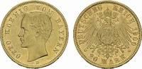 20 Mark 1900, D. Bayern Otto II., 1886-1913. Fast Vorzüglich  /  Vorzüg... 24159 руб 380,00 EUR  zzgl. 286 руб Versand